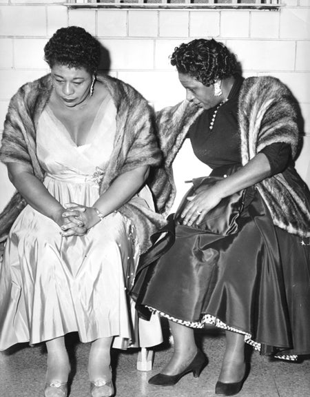 "The Night Ella Fitzgerald Was Arrested For ""Shooting Dice"""