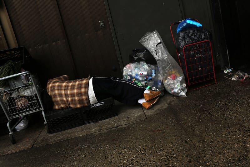 NYC Shelters Turning Away Families Despite Dangerously Cold Temperatures