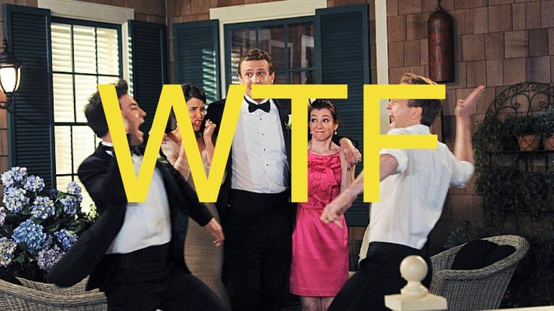 People Are So, So Pissed About the How I Met Your Mother Finale
