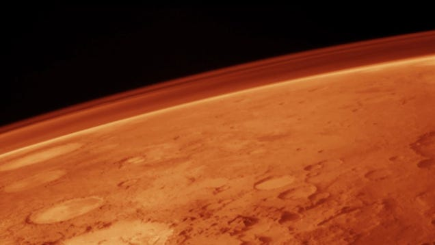 Here's why everybody is freaking out about methane on Mars