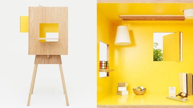 The Koloro Is Like Having a Miniature Room for a Desk