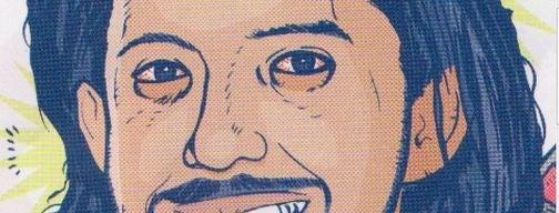 T-Rex Crecente Invades A Denver Magazine: 5280