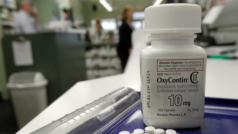 "Makers of OxyContin to Submit ""Abuse-Resistant"" Painkiller to FDA"