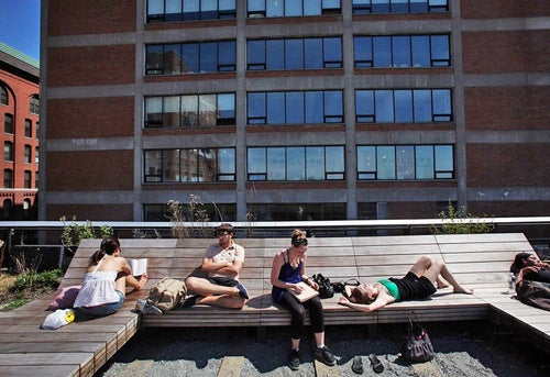 Record High Line