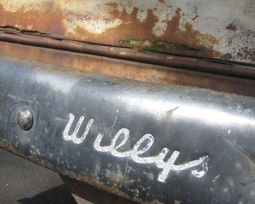 1952 Willys Jeep Station Wagon
