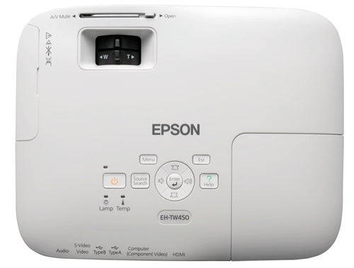 Epson's PowerLite 705HD Projector Clocks 720p For Under $750