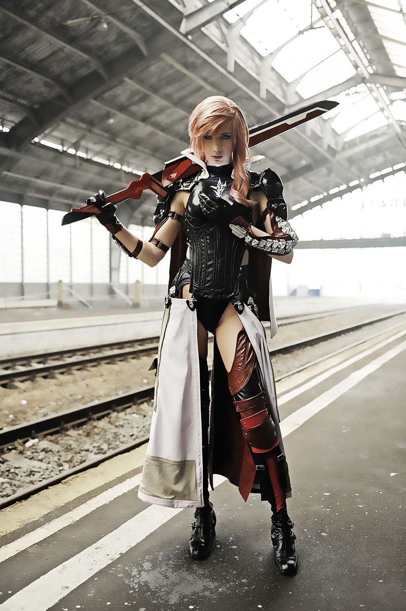 Final Fantasy Outfits: Silly Characters, Terrific Cosplay