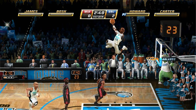 NBA Jam, NBA Elite, And A Tale Of Two Videos