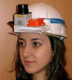 SLAM Helmet Maps Room to Help Rescuers Navigate Through Smoke