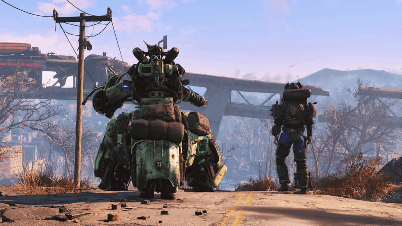 First Fallout 4 DLC add-ons revealed