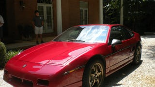Could You Do $11,500 For This Supercharged 3.8 1988 Pontiac Fiero?