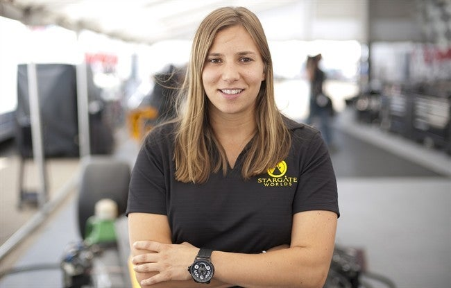The (potential) first Female Formula 1 race driver