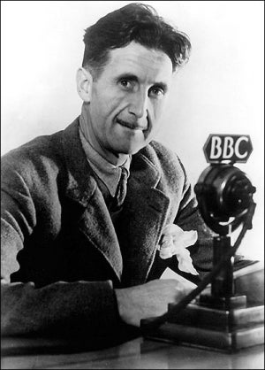 Orwell: Original Blogger