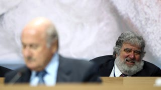 Chuck Blazer Admits Taking Bribes For World Cup Votes