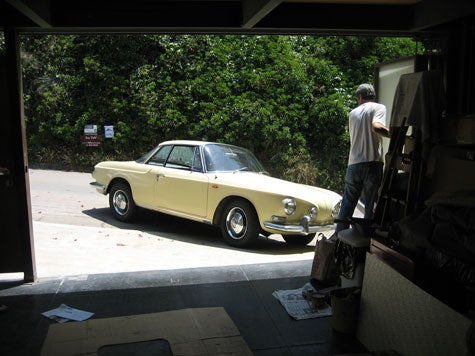 It Lives! Preliminary Road Test Of The Rebuilt Karmann Ghia Type III