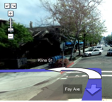 Google Maps Adds Street View to Turns