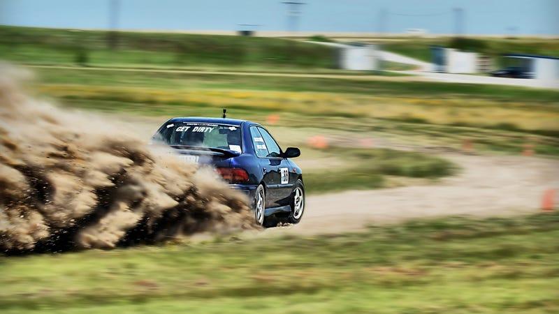 You Must: Rallycross