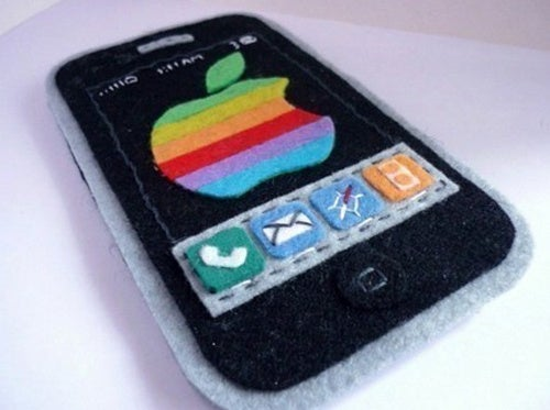 The iPhone iPhone Sleeve