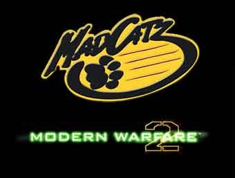 Mad Catz Reveals Extensive Modern Warfare 2 Lineup