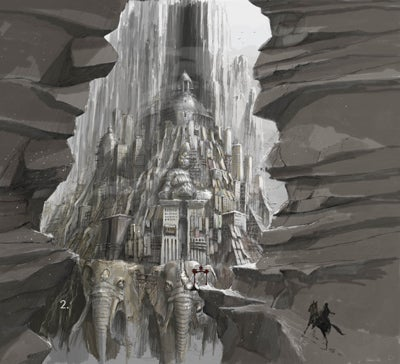Imaginarium Concept Art Is Like Monty Python Without Giant Feet