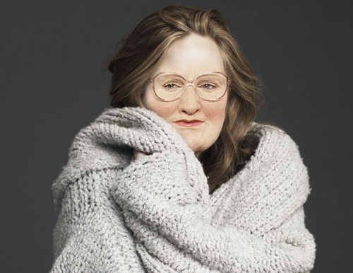 Sure, Why Not: This Is What Adele Would Look Like If She Were Mrs. Doubtfire
