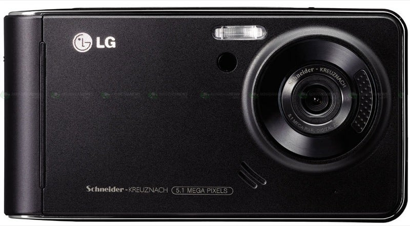 LG U990 has 5 Megapixel Camera, Touchscreen, Sexiness