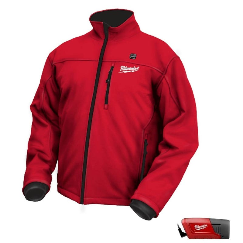 Power Yourself Up For 8 Hours With Milwaukee's M12 Heated Jacket