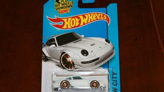 New Hot Wheels
