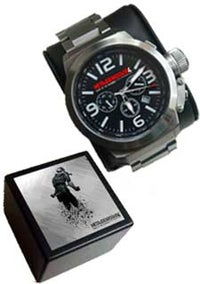 The Extremely Limited Edition UK MGS4 Watch