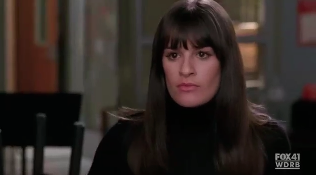 "Glee: ""Don't Cry For Me, Rachel Berry"""