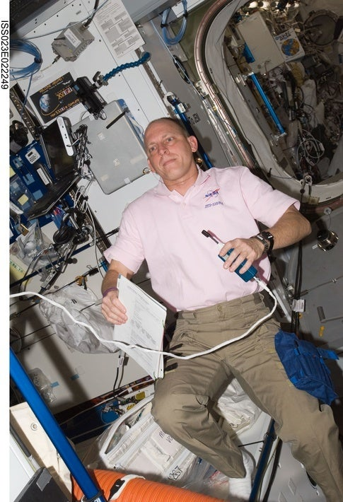 Does The International Space Station Have An On-Call Doctor?