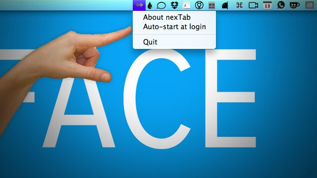 NexTab Cycles Through Tabs in Nearly Any Mac Application with a Tap
