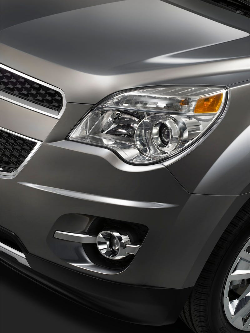 2010 Chevy Equinox: A New Look For Detroit