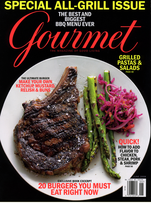 Gourmet Magazine: Slain at 68, RIP