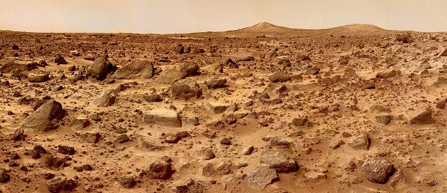 No Extroverts on Mars, Please