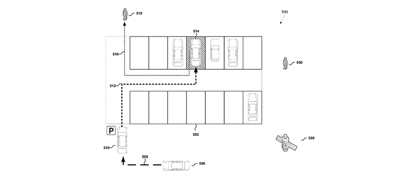 Apple Patent Helps Find Your Car Even When You Can't Get a Signal