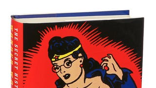 Secret History of Wonder Woman Author will be in Toronto
