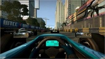 Hands On: RACE Pro
