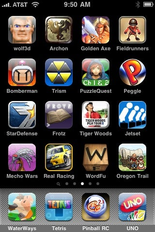 Despite Gaming Success, Apple Not Ready To Call iPhone A Game Platform