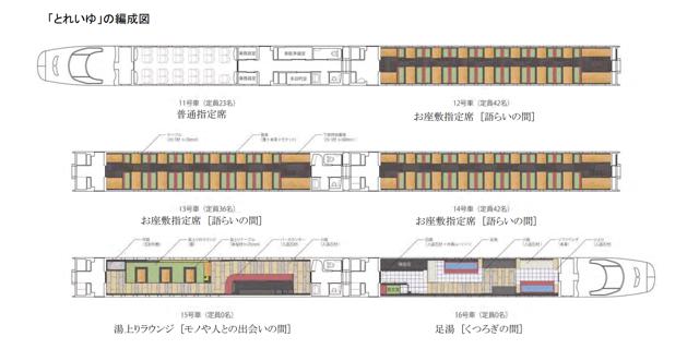 Japan's Most Unusual Bullet Train Has Foot Baths