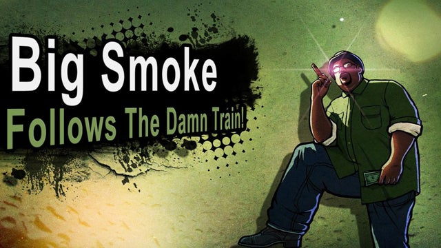 Fake Smash Bros. Character Screens Flood The Internet