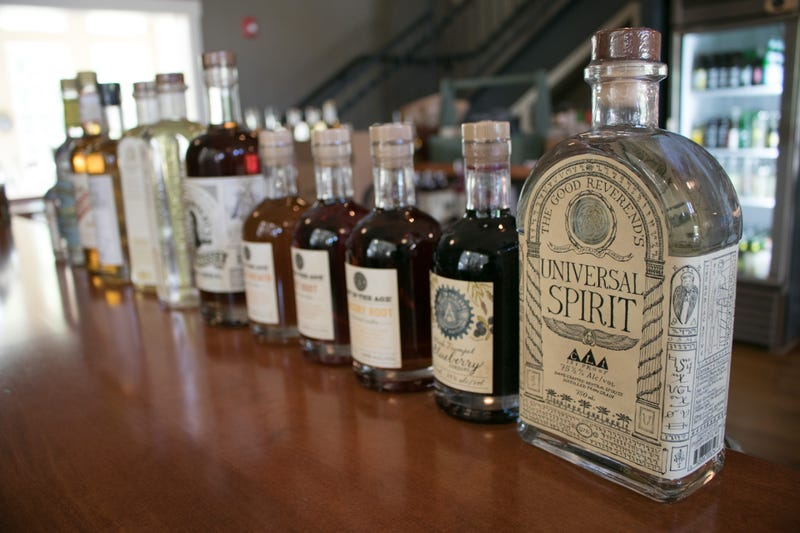 The Best Booze You've Never Heard Of Comes From This Secret Science Lab