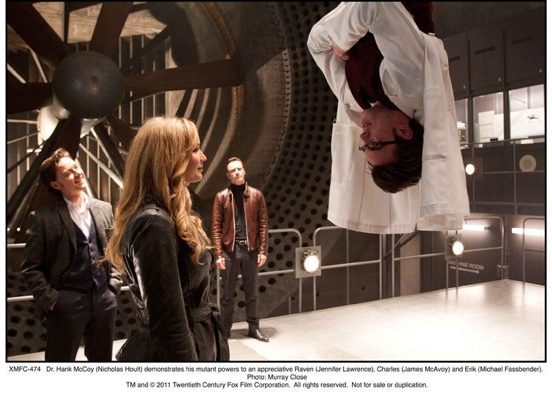 X-Men First Class Promo Pics