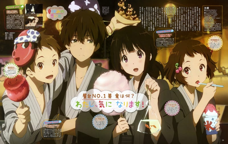 Ani-TAY - Hyouka Review