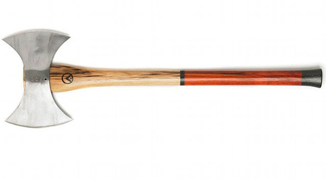 Daily Desired: This Badass Throwing Axe Hits the Spot