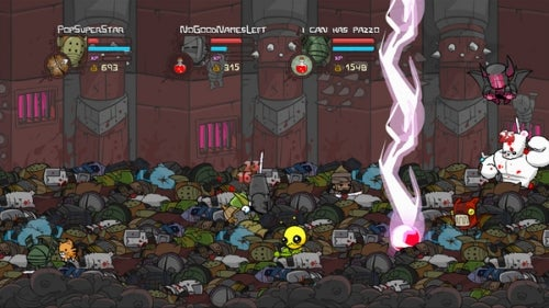 Castle Crashers Beset By Problems, Patch On The Way