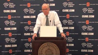 Jim Boeheim Is Talking Shit About His Own Players Again
