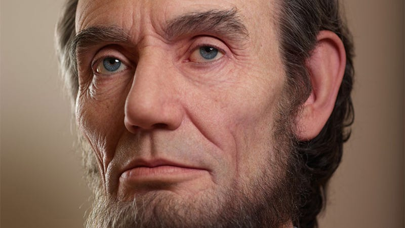 Ladies And Gentlemen, Abraham Lincoln