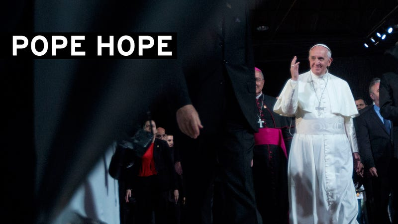 """Gay Priests Coming Out? Pope Says He Won't """"Judge"""" Gay Clergy"""