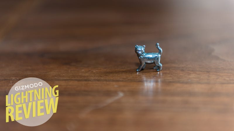 New Monopoly Cat Token Review: Me-Ow